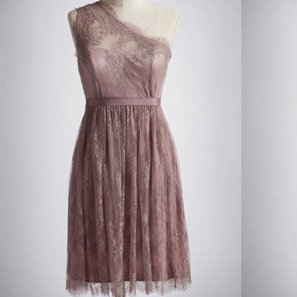 Possible bridesmaid dress color/style  BHLDN Dresses - BHLDN Ariel Dress in Dusty Mauve