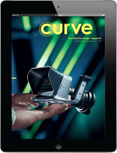 Curve for iPad | Issue Fourty Four | Industrial Design & Product Design Magazine | http://bit.ly/102zMPy