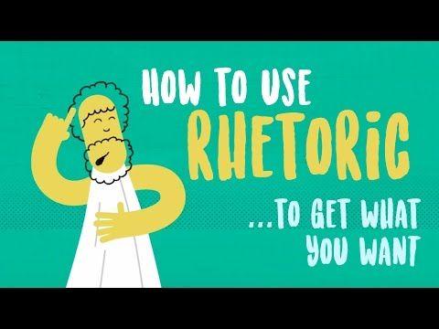 Rhetoric 101: The art of persuasive speech | TED Ed