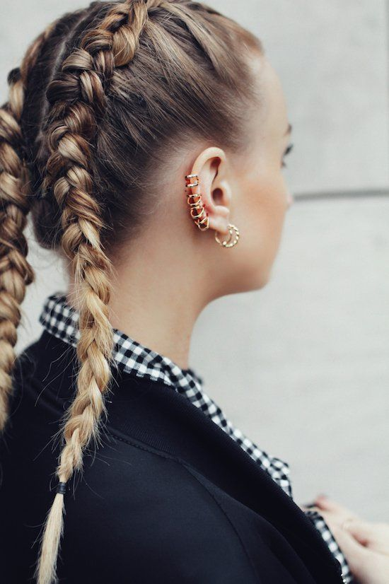 52 best braids images on pinterest beleza boxer braids and braids