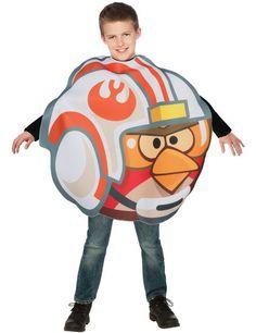 Child Angry Birds Luke Fighter Pilot Costume http://www.shopprice.com.au/angry+birds+costume