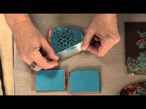 Техника Mokume Gane (урок на английском языке) - YouTube