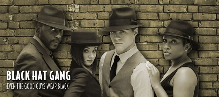 Black Hat Gang