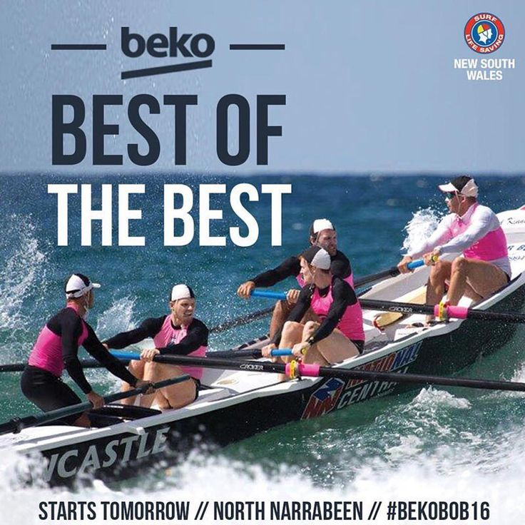 The Beko Best of the Best Surfboat Challenge is on tomorrow at North Narrabeen! Best of luck to all crews competing for the ultimate prize! Tag #bekobob16 to share your pics from the day. || #mysurflife #bekobob16 #slsnsw