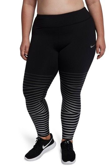6e8f9064a6977 Plus Size Women s Nike Power Flash Epic Running Tights