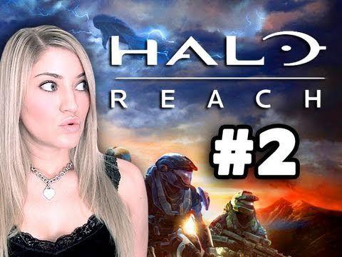 REBECCA BLACK - HALO Reach #2