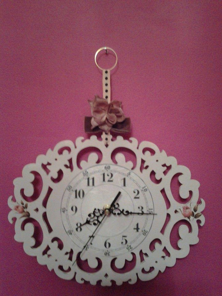 clock creations made by Erifili