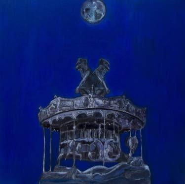 "Saatchi Art Artist Simis Gatenio; Painting, ""Dream"" #art"