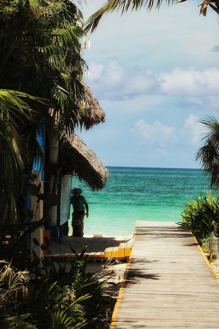 Sea View . Cuba