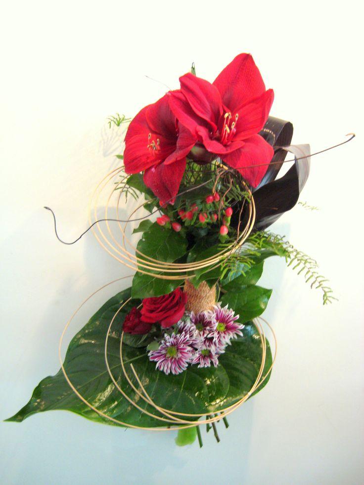 bukiet wykonany w kwiaciarni Bouquet w Gdyni