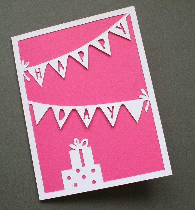 146 Best Birthday Card Ideas Images On Pinterest