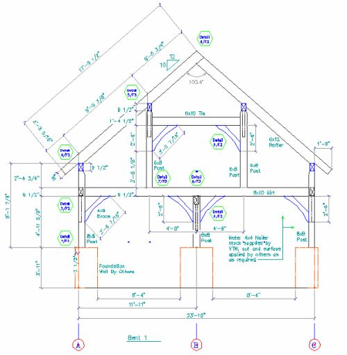 The 25 best timber frame garage ideas on pinterest for A frame house plans with garage
