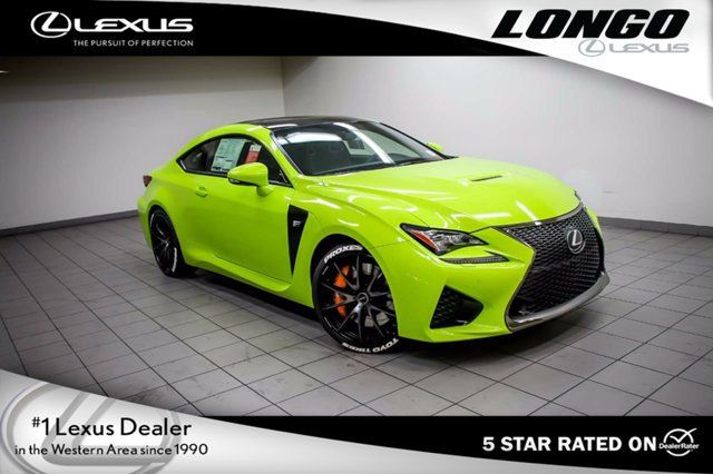 Cars for Sale: New 2017 Lexus RC F for sale in El Monte, CA 91732: Coupe Details - 448714102 - Autotrader