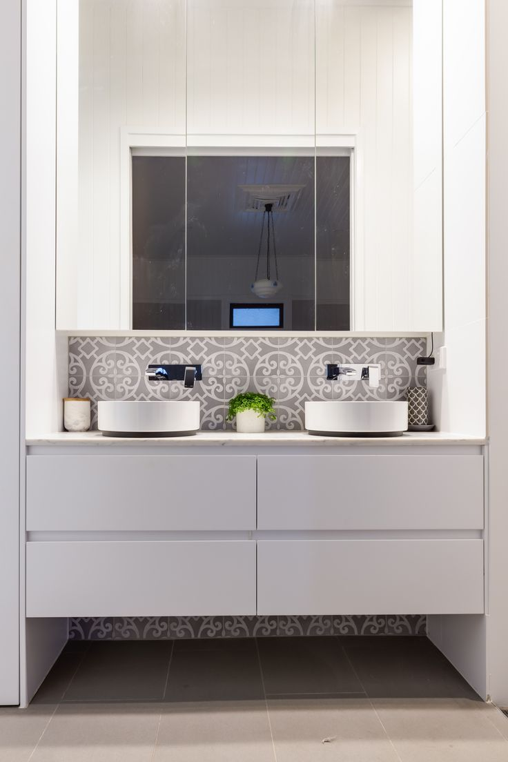 Add a pot plant and you're done! #modernbathroom #interiordesign #love