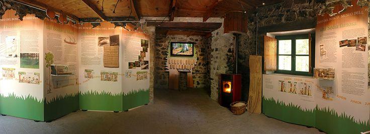 Apertura straordinaria del Museo del Bosco del Parco dell'Aveto ed escursione notturna in foresta #ndm14 #ndm14italia #genova
