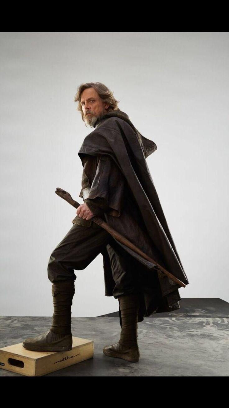 The Last Jedi // Luke Skywalker
