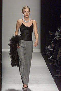 Michael Kors Collection Fall 2000 Ready-to-Wear Fashion Show - Georgina Grenville, Michael Kors
