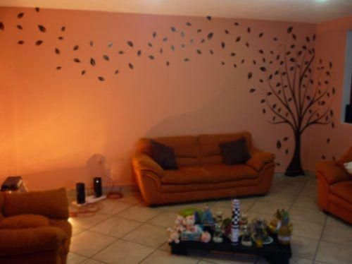 Arboles pintados en pared dibujos pinterest b squeda - Ideas para pintar una pared ...