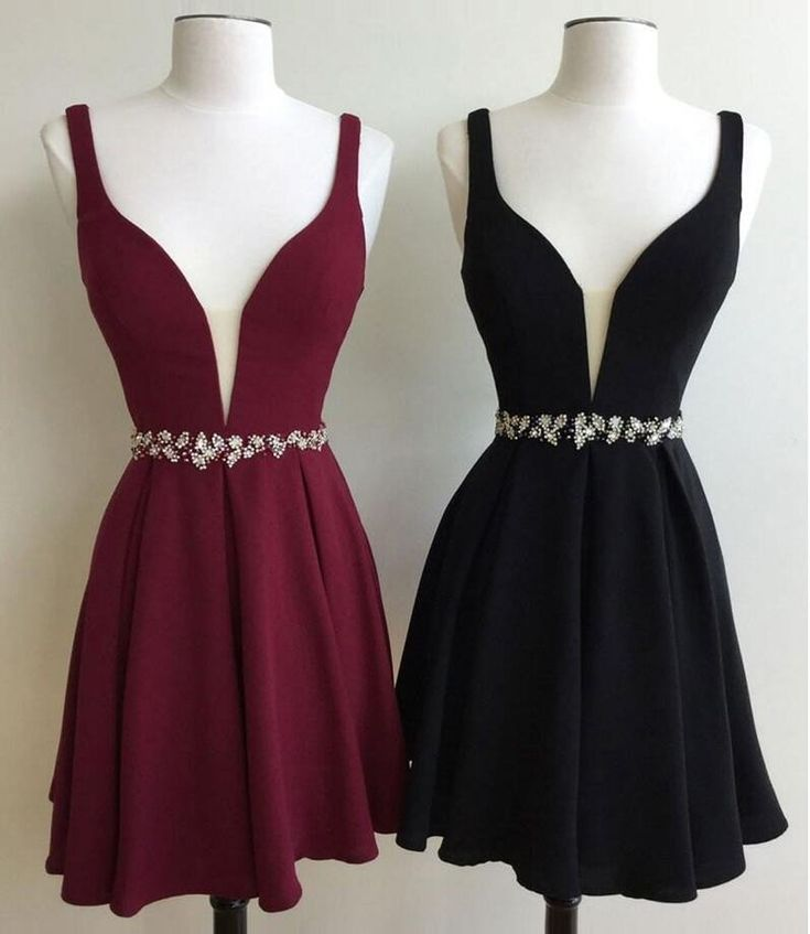 Homecoming Dress, Short Prom Dresses For Teens pst1633