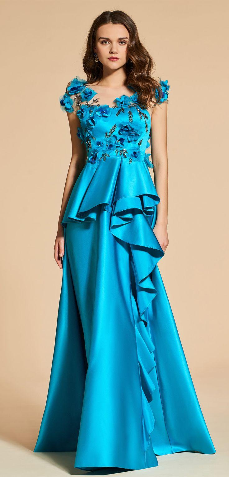 12437 best ubranka images on Pinterest | Evening gowns, Formal ...
