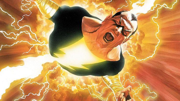 Dwayne Johnson's Black Adam Will Not Be in DC's SHAZAM! Movie — GeekTyrant