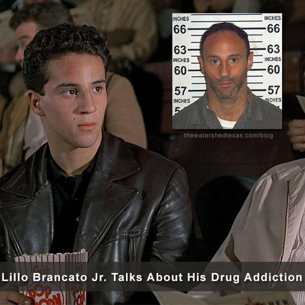 """Here I am, I get the opportunity, I get the shot and then squander it, and do what I did, and get addicted to drugs and just make horrible decisions,"" said 37-year-old Lillo Brancato Jr. #thesopranos #addiction #celebrityaddict #tv #celeb #recovery #drugaddiction #jail"