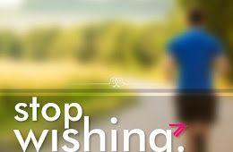 DP BBM Quotes Stop Wishing Start Doing