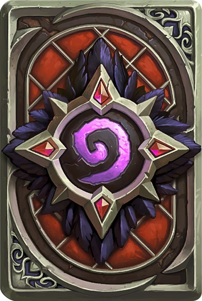 Card Back: Medivh Artist: Jason Kang
