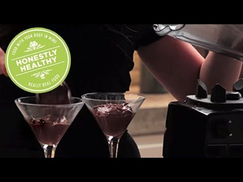 Raw Chocolate Mousse – Honestly Healthy Food