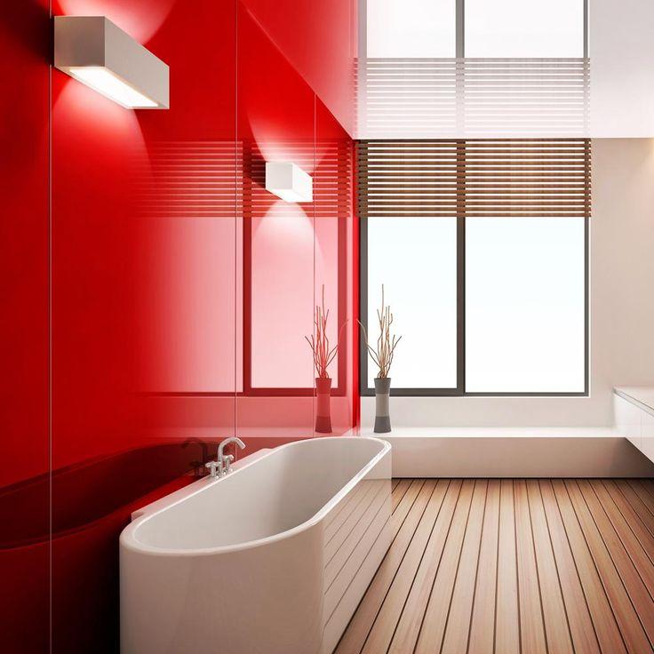 acrylic panels for bathroom walls%0A LUSTROLITE   High Gloss Acrylic Wall Panels for Bathrooms