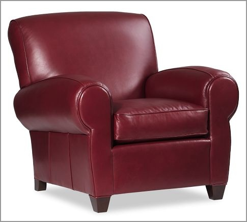 Best 25 Red leather chair ideas on Pinterest Smoking chair