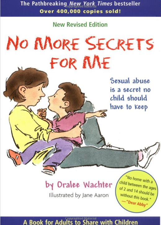 Third Grade Lessons for Sexual Abuse Prevention