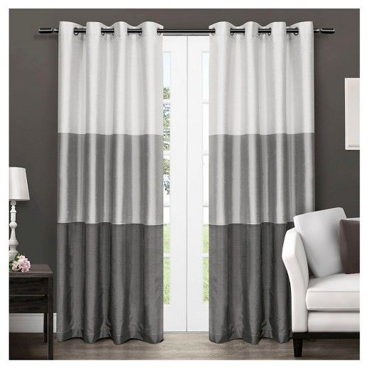 Shop Target for curtains you will love at great low prices. Free shipping on all purchases over $25 and free same-day pick-up in store.