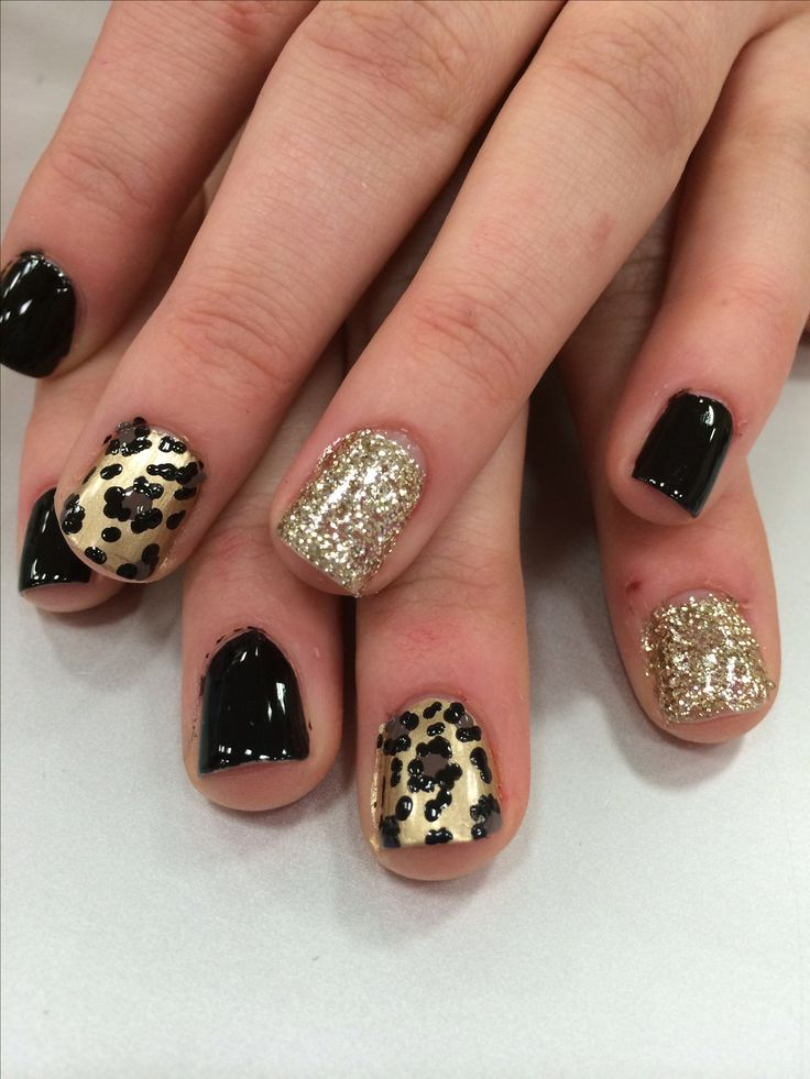 Best 25+ Cheetah nail designs ideas on Pinterest | Coral nail designs,  Pretty nail designs and Fingernail designs - Best 25+ Cheetah Nail Designs Ideas On Pinterest Coral Nail