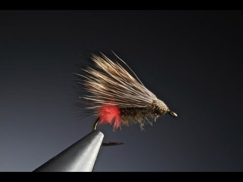 Tying the Double D caddis with Barry Ord Clarke