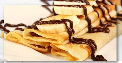 Resep Crepes Krispi Cokelat Teflon Cemilan Lezat di Sore Hari