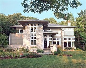 35 best Prairie Style Home Model images on Pinterest | Prairie ...
