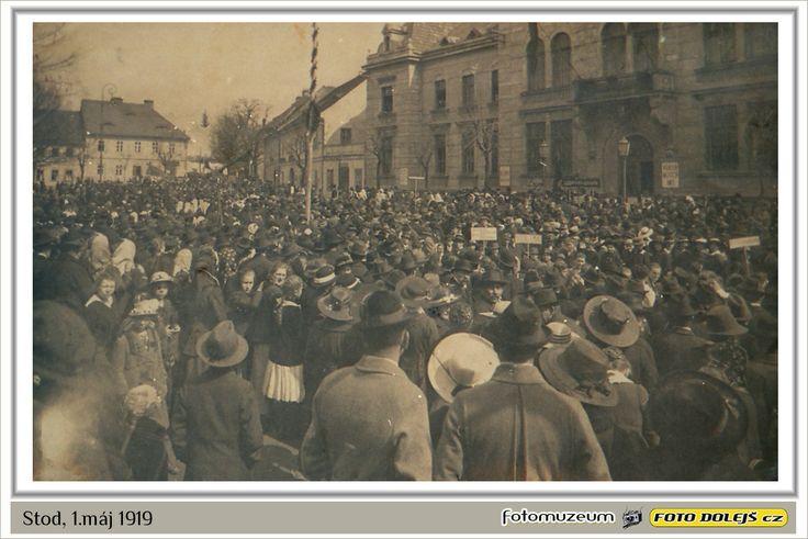 1.máj 1919. Stod