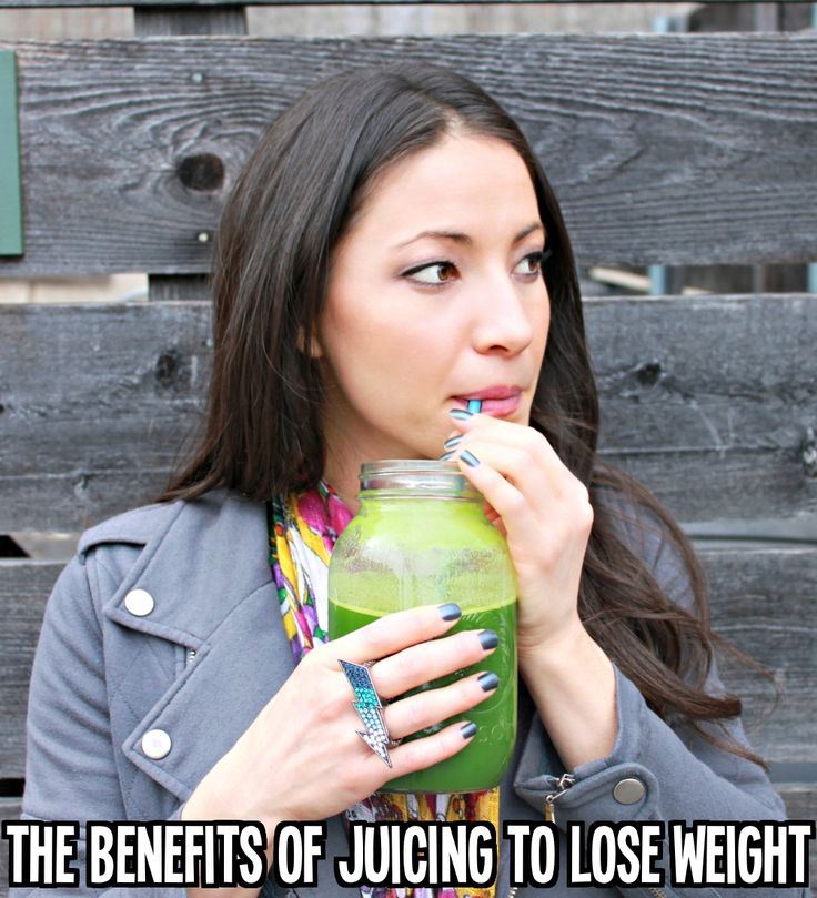 The Benefits Of Juicing To Lose Weight #weightloss