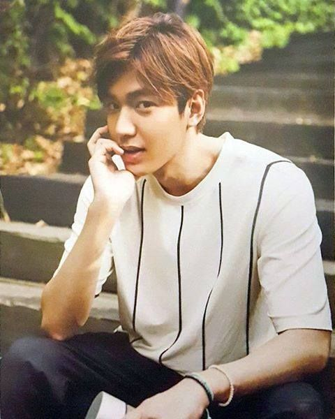 Who is lee min ho dating presently