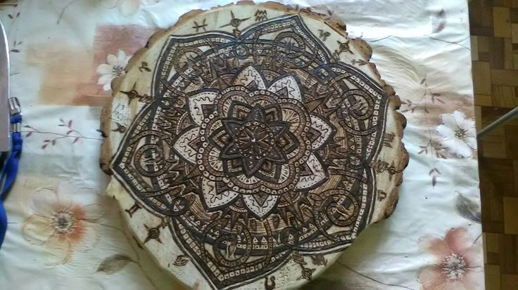 ,,Miracles Are Born In The Heart,, - Mandala finished