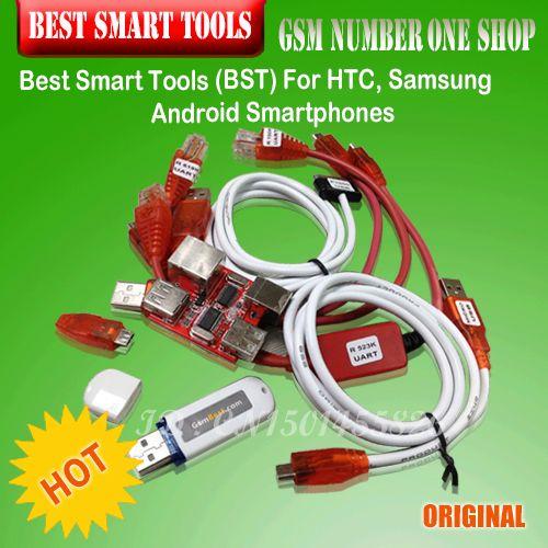 BST dongle para HTC SAMSUNG xiaomi desbloquear la pantalla S6 S3 S5 9300 9500 bloqueo fecha de registro Mejor Inteligente dongle herramienta de reparación de IMEI