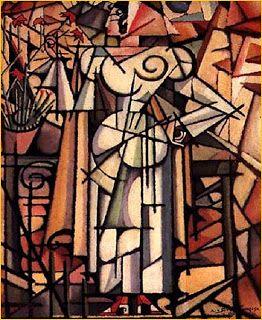 Pintor português Amadeu de Sousa Cardoso