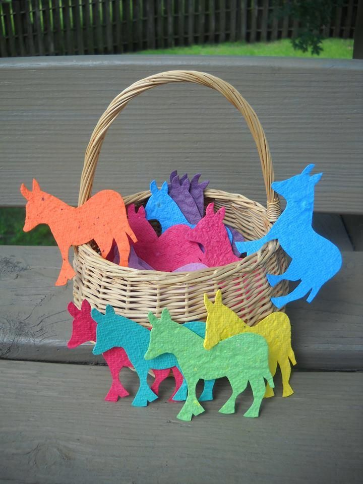 Democratic Party Favors - Election Party Ideas - Donkey Party Favors