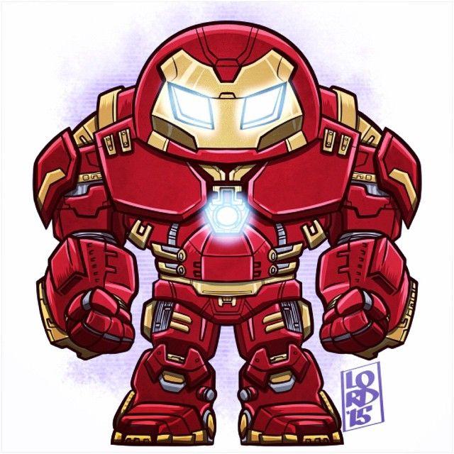Age of Ultron: Hulkbuster Armor!! Lord Mesa