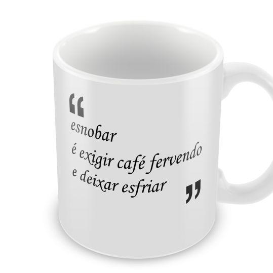 Caneca Personalizada Café Fervendo   Francanecas.com