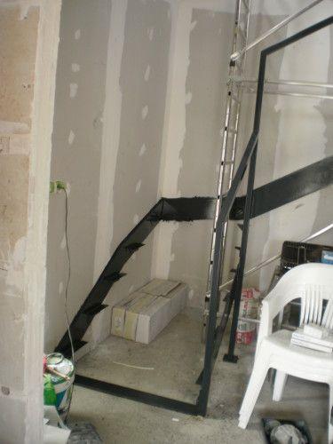 les 17 meilleures images du tableau idee escalier sur pinterest escaliers escaliers. Black Bedroom Furniture Sets. Home Design Ideas