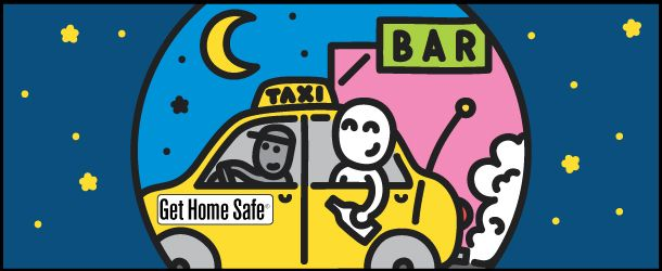 If you're a Plymouth Rock policyholder, take advantage of the Get Home Safe® program or consider these other alternatives to driving after drinking.