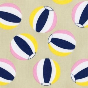 Jack and Lulu - Its a Shore Thing - Beach Balls in Sand