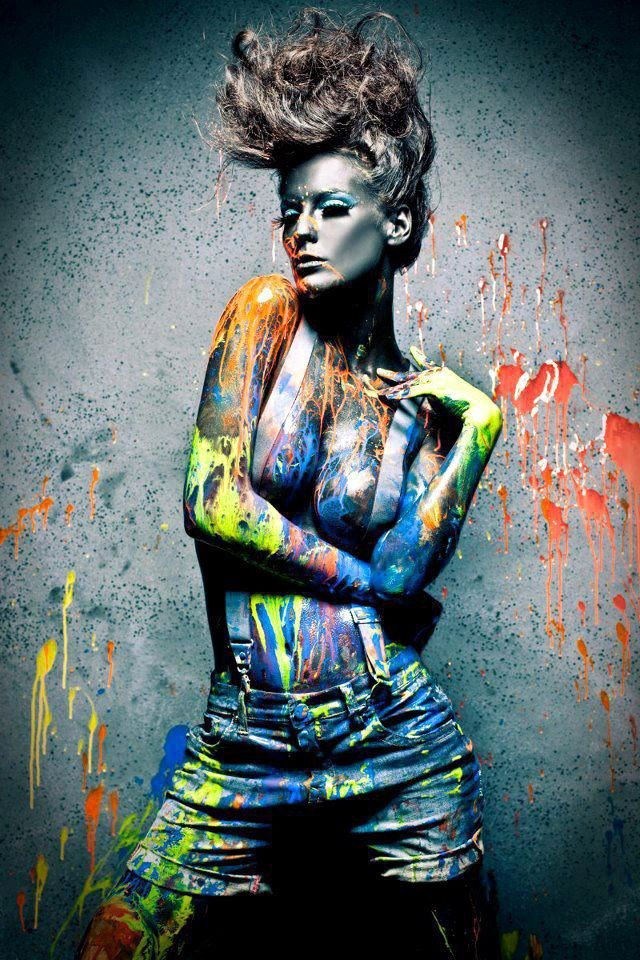 Body art and body painting